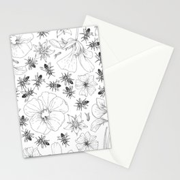 Honeybees and co. Stationery Cards