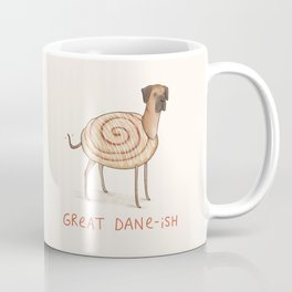 Great Dane-ish Coffee Mug