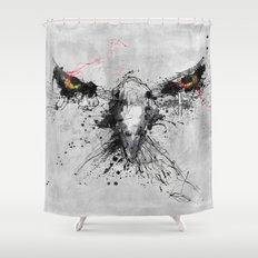 Free Wild Shower Curtain