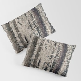 Winter Woods 1 Pillow Sham