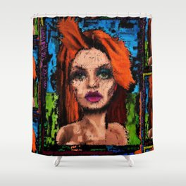 All That You Are Is All That I Desire Shower Curtain