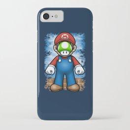 Plumber of Man iPhone Case