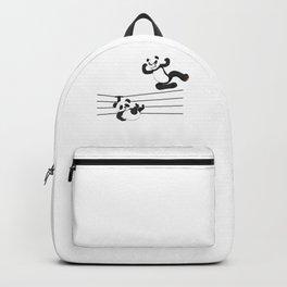 Wrestling Panda Bears Panda Wrestler Funny  Backpack