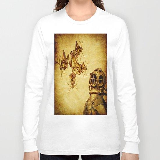 quatic species Long Sleeve T-shirt