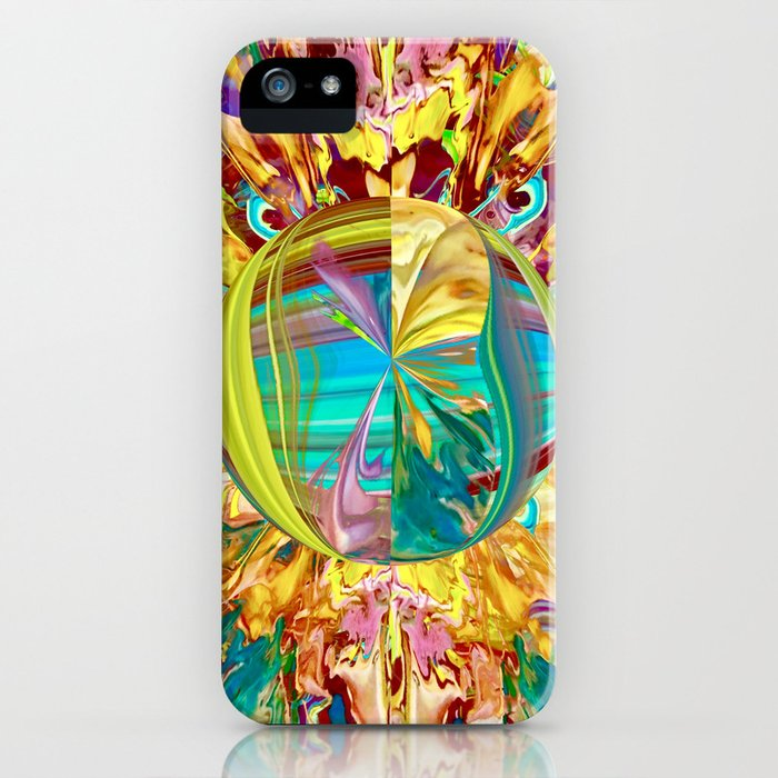 Jean iPhone Case