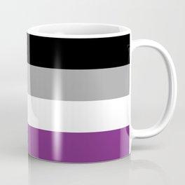 Asexual Flag Coffee Mug