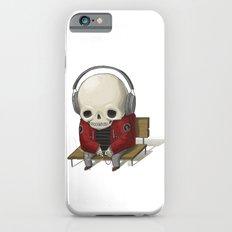 Music Skull Slim Case iPhone 6s