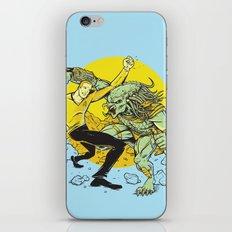 BattleKirk Predactica iPhone & iPod Skin