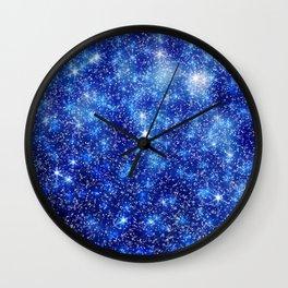 The Night Sky Wall Clock