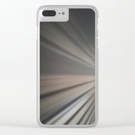 Light in the Windowsill Clear iPhone Case