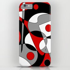 Abstract #184 Slim Case iPhone 6s Plus