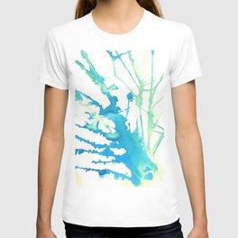 Splattered T-shirt