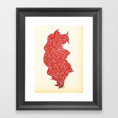 - scelerat - Framed Art Print