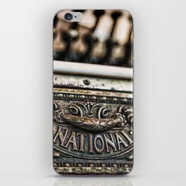 National Cash iPhone Skin