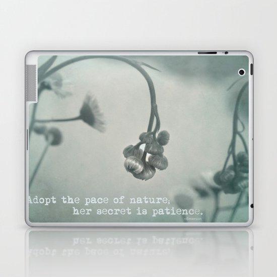 Patient Nature Laptop & iPad Skin