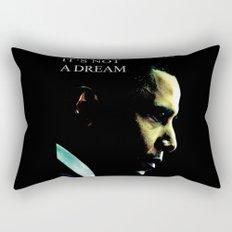 President colors fashion Jacob's Paris it's not a dream Rectangular Pillow