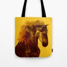 Proud Stallion Tote Bag