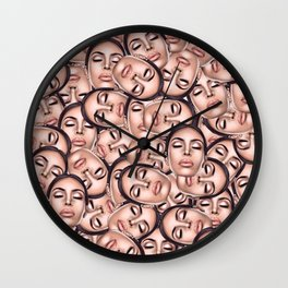 KRIS JENNER Wall Clock