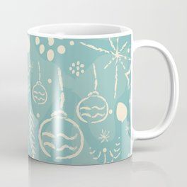 Design Inspired By Magical Times of Winter, the Time of True Peace, Joy and Happiness Coffee Mug