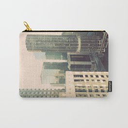 Chicago River Marina Tower Color Photo Carry-All Pouch