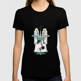 Induction Stroke T-shirt