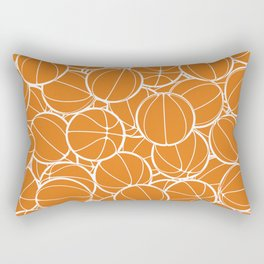 Hoop Dreams Rectangular Pillow