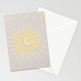 Sunshine / Sunbeam 2 Stationery Cards