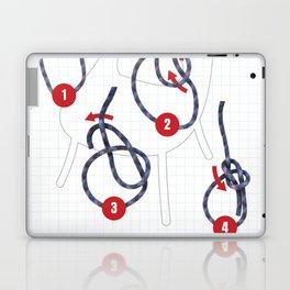 Noeud de chaise Laptop & iPad Skin