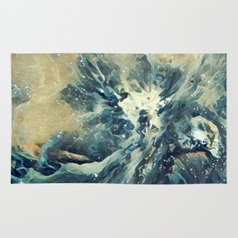 ALTERED Sharpest View of Orion Nebula Rug