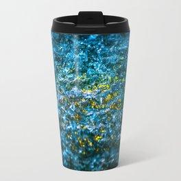 Water Color - Yellow Travel Mug