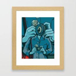 The Public Lens Framed Art Print
