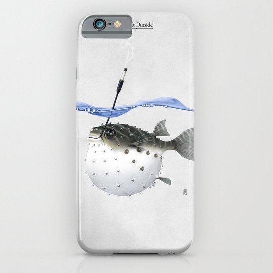 Take It Outside! iPhone & iPod Case