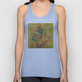Butterfly dream Unisex Tank Top