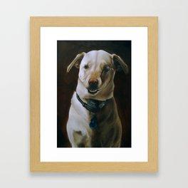 Mitti Moo Framed Art Print