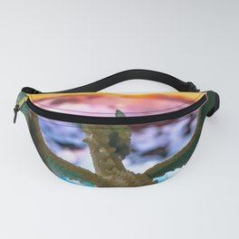 Ice Dragon 2 Fanny Pack