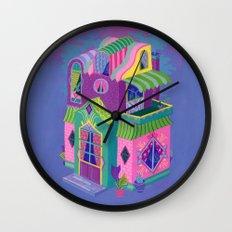 Balcony House Wall Clock