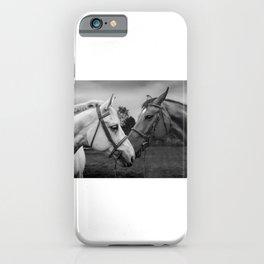 Horses of Instagram II iPhone Case