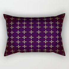 Four. Point. Print Rectangular Pillow