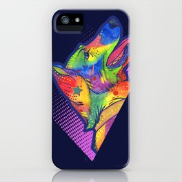 Watercolor Belgian iPhone Case
