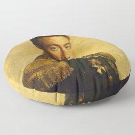 Jean Claude Van Damme - replaceface Floor Pillow