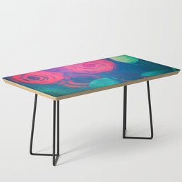 Rose Red Coffee Table