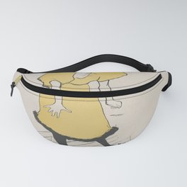 Polaire,1895 Fanny Pack