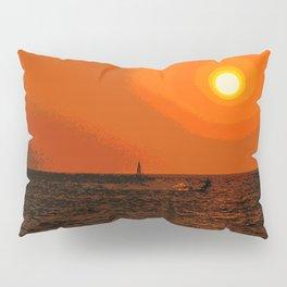kitesurfing Pillow Sham