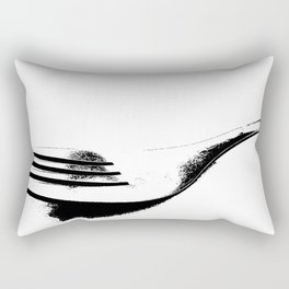 Tenedor de perfil Rectangular Pillow