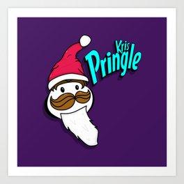 Kris Pringle Art Print