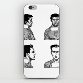 Dick and Perry iPhone Skin