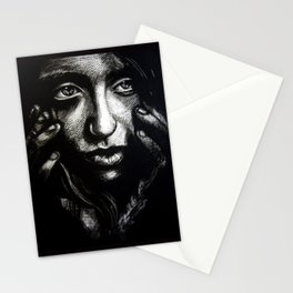 Swallowed (VIDEO IN DESCRIPTION!) Stationery Cards