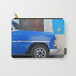 Habana Blue Carry-All Pouch