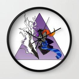 Ugly Story Wall Clock