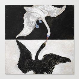Hilma af Klint, The Swan, No. 1 Canvas Print